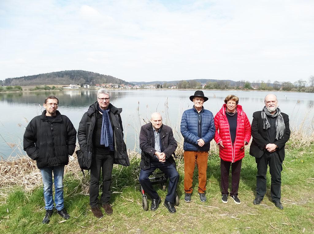 Befundung Heinrich Kapelle 17. April 2021